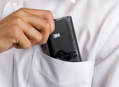 3M Pocketprojector MPro120