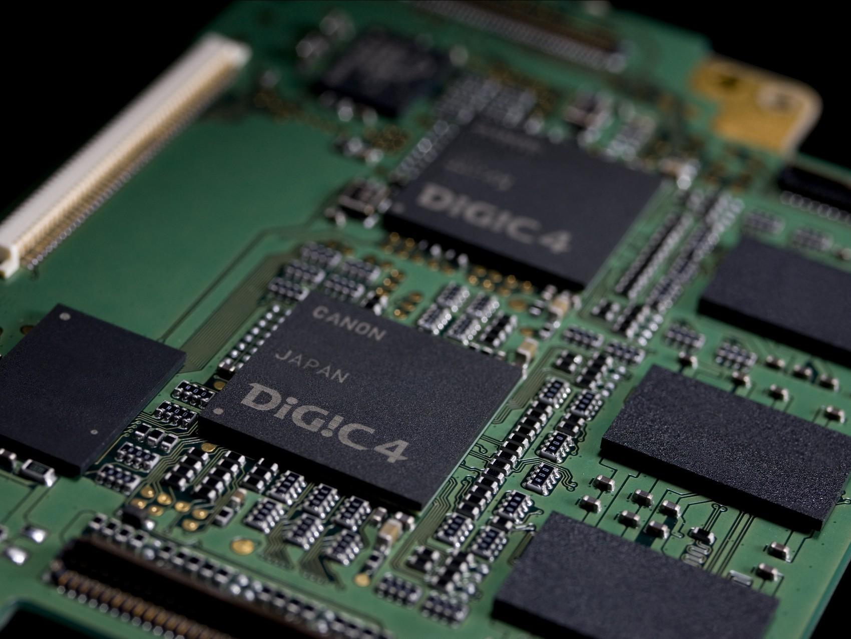 Canon EOS 7D - Firmware 1.2.1 beseitigt Probleme - Canon EOS 7D - Digic-4-Prozessor