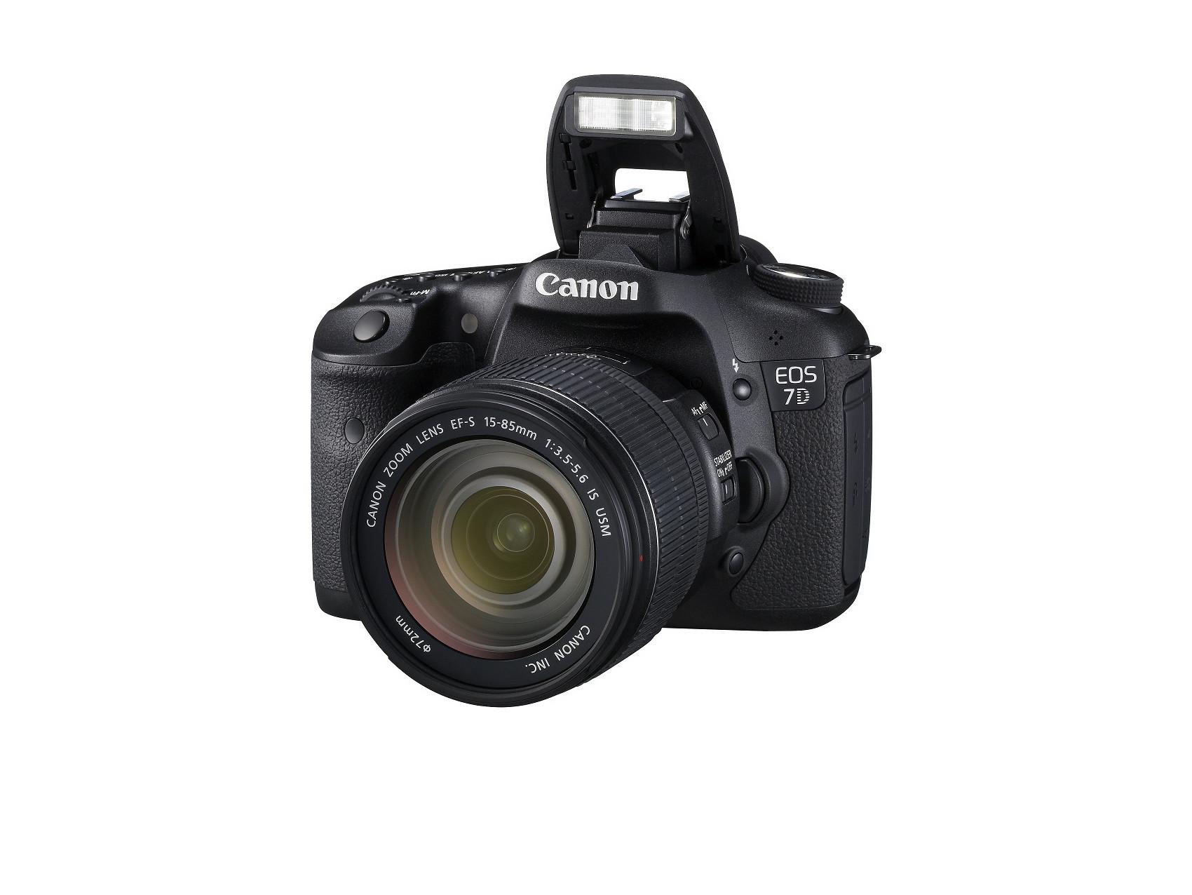 Canon EOS 7D - Firmware 1.2.1 beseitigt Probleme - Canon EOS 7D