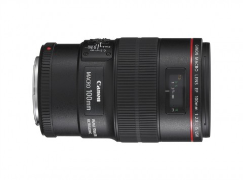 Canon EF 100mm 1:2,8L Makro IS USM
