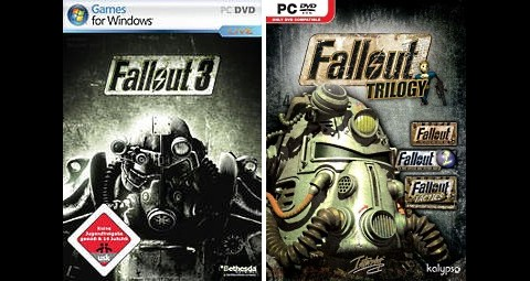 Fallout 3 und Trilogy