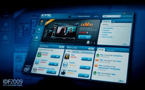 Intels Appstore für Atom-Netbooks und -MIDs