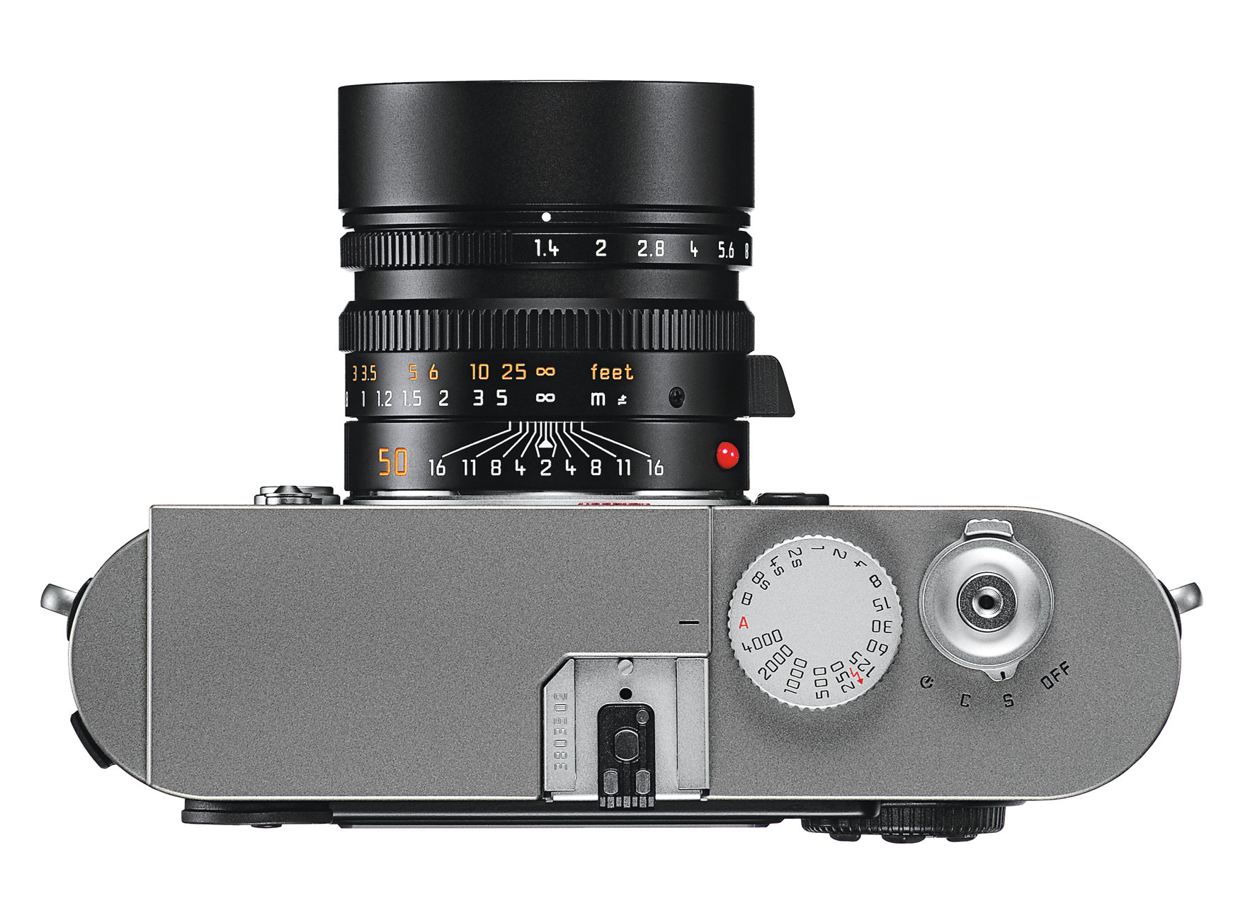 Leica stellt M9 mit Vollformatsensor vor - Leica M9 (Bild: Leica)