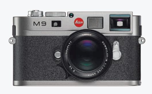 Leica M9 (Bild: Leica)