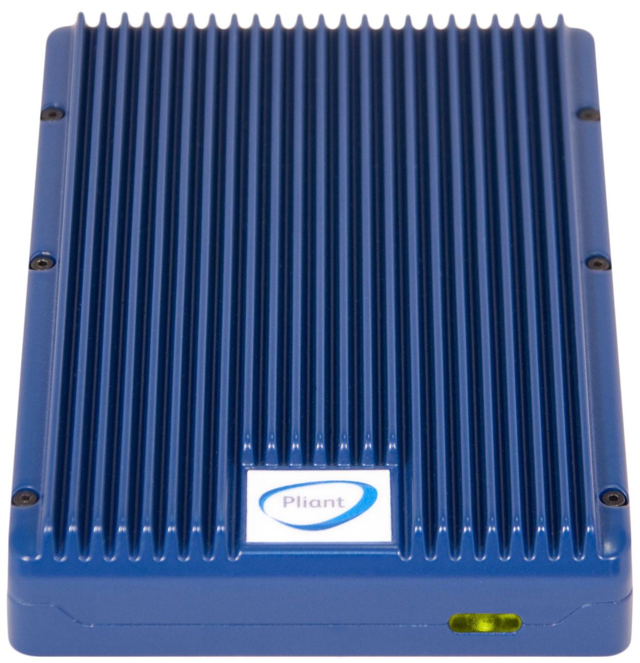 Pliant - Lightning-SSDs mit bis zu 525 MByte/s - Lightning LS im 3,5-Zoll-Format