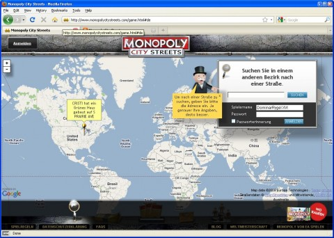 Monopoly City Streets - der Anfang einer Karriere