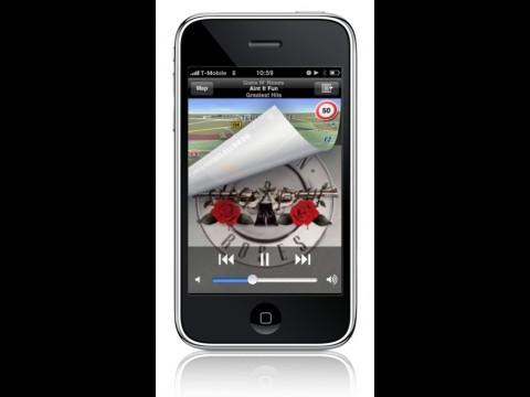 MobileNavigator 1.2 - iPod-Steuerung