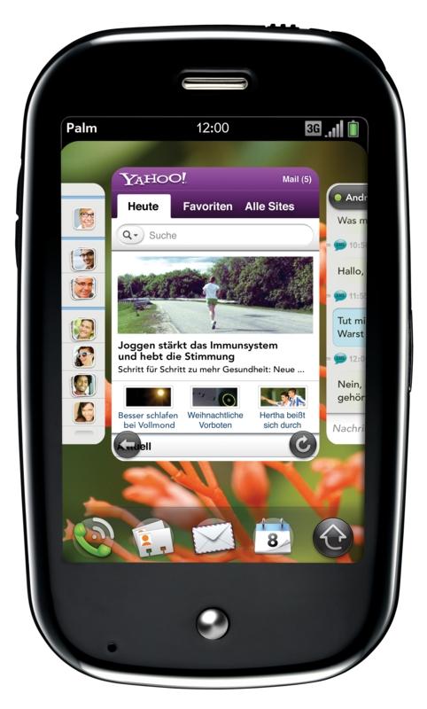 Palm Pre kommt am 13. Oktober für 481 Euro (Update 2) - Palm Pre