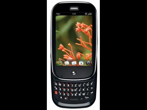 Palm Pre mit QWERTZ-Tastatur