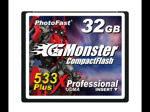 PhotoFast 533X Plus Professional