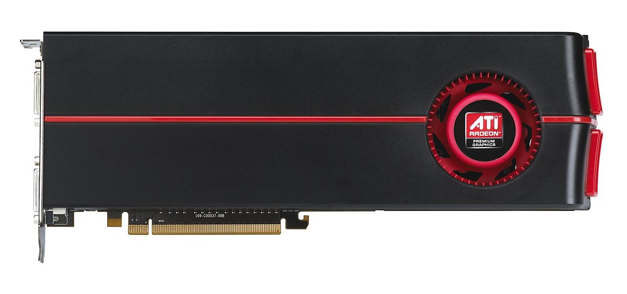 Test: Radeon 5970 mit Rekorden bei Leistung und Preis - 31 Zentimeter lang und 1.206 Gramm schwer
