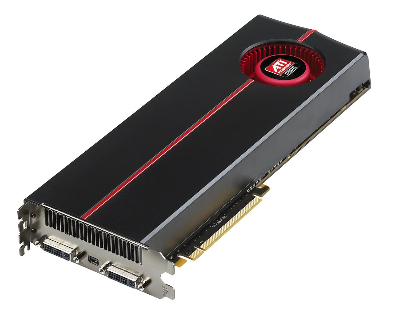 Test: Radeon 5970 mit Rekorden bei Leistung und Preis - Radeon HD 5970