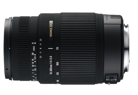 Sigma 70-300mm f/4-5.6 DG OS