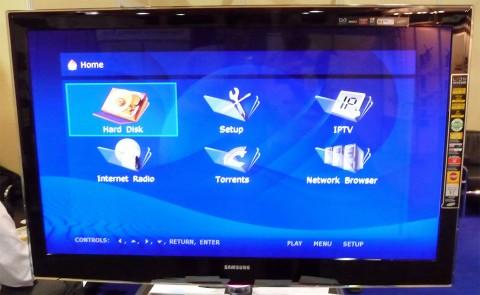 Dune BD Prime 3.0 - Blick auf das Interface