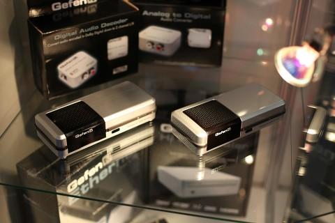 Gefen GTV-WirelessHD - Sender und Empfänger (Vorderseite)