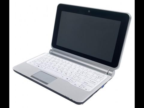 eCafé EC-1000W - 10-Zoll-Netbook von Guillemot/Hercules