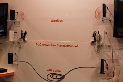 I Do IT auf der IFA 2009 - HD-100-Serie für VGA/HDMI über WLAN, Powerline und Ethernet