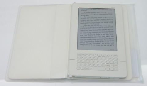 Der E-Book-Reader Story von iRiver soll im Herbst in Deutschland auf den Markt kommen. (Foto: wp)