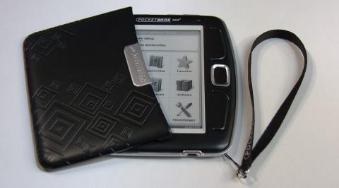 Das Pocketbook 360° ist ein E-Book-Reader für unterwegs. (Foto: wp)
