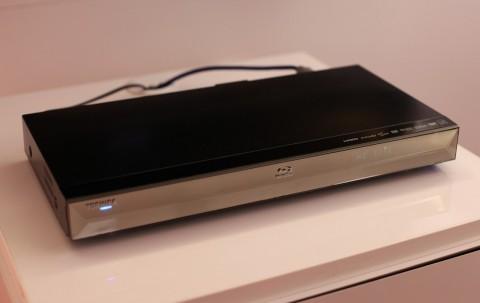 BDX2000KE - Toshibas erster Blu-ray-Player