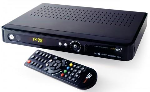 Videoweb S500 mit Fernbedienung - wird durch den 600S ausgetauscht