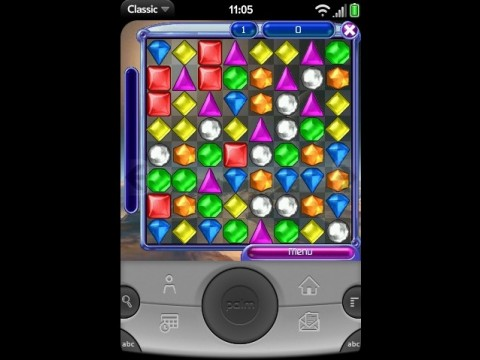 Bejeweled 2.0 unter Classic 2.0