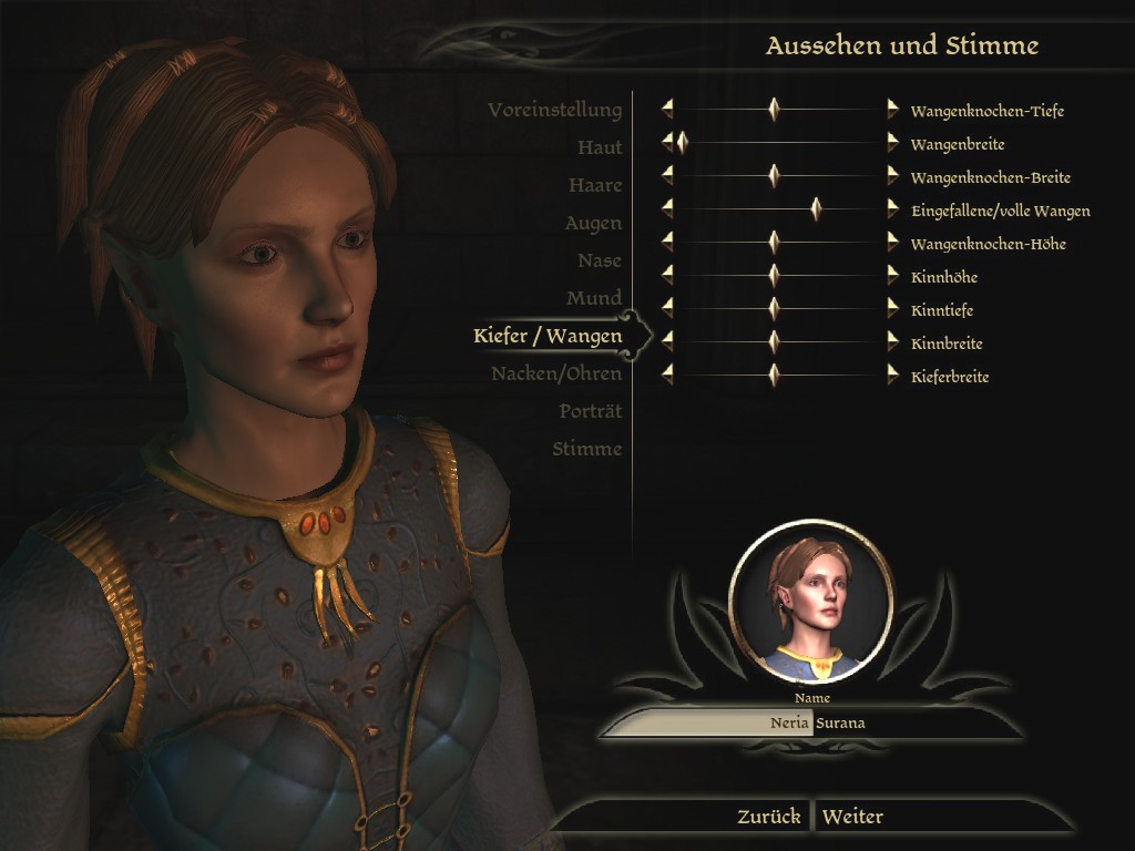 Charaktergenerator für Dragon Age: Origins veröffentlicht - Dragon Age: Der Charaktergenerator