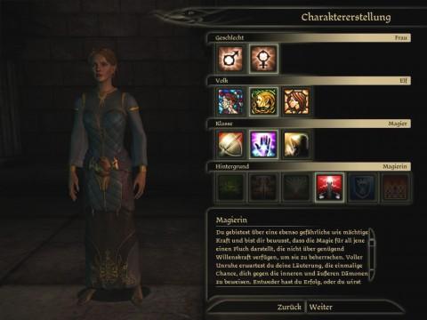 Dragon Age: Der Charaktergenerator