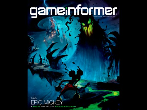 "Titelgeschichte ""Epic Mickey"""