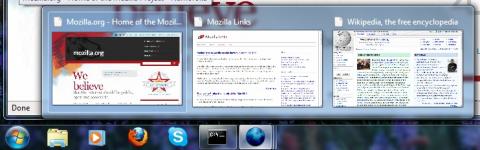 Firefox 3.6 - Tabvorschau in Taskleiste von Windows 7