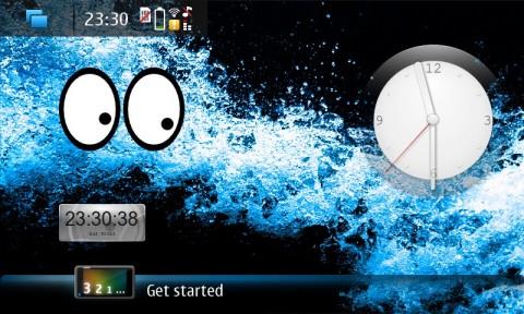 KDE-Widgets unter Maemo