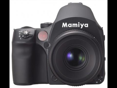 Mamiya DM22 und DM28