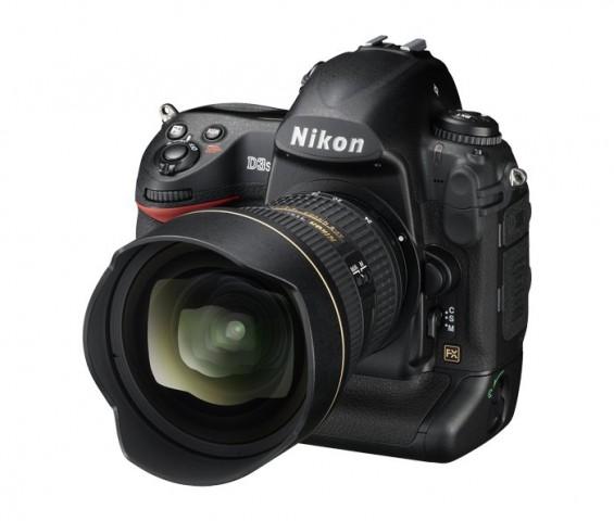 Nikon D3s (Bild: Nikon)