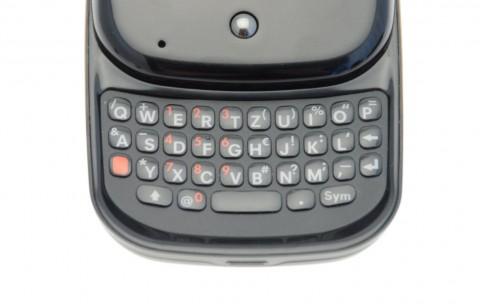 QWERTZ-Tastatur vom Palm Pre