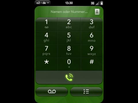 Telefonapplikation
