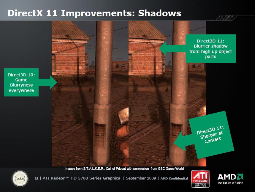Test: Radeon HD 5770 bringt DirectX 11 in die Mittelklasse - Besser Kanten durch DirectX-11