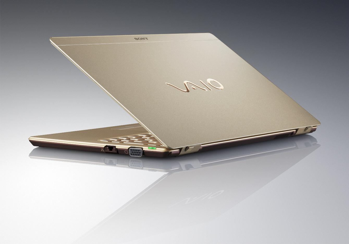 Vaio X - Sony-Netbook aus einer anderen Liga - Screenshots