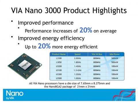 Sechs neue CPUs, insgesamt 20 Prozent schneller