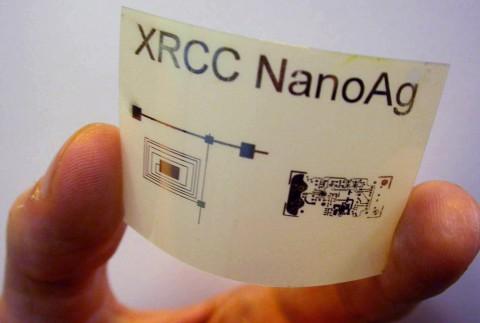Xerox druckt Schaltkreise mit Silbertinte.