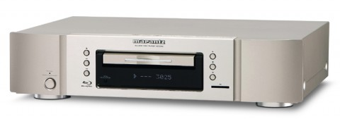 Marantz - Blu-ray-Player BD5004 (Vorderseite)