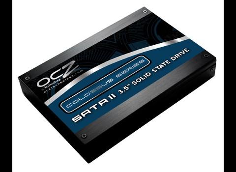 OCZ Colossus - SSD mit bis zu 1 TByte