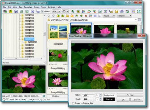 FastStone Image Viewer 4.0