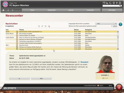 Fußball Manager 2010