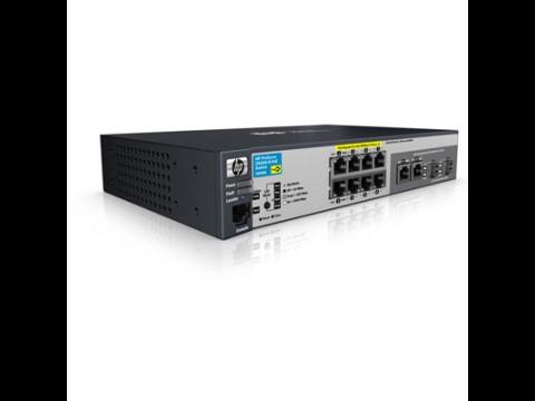 HP Procurve 2520G-8-PoE