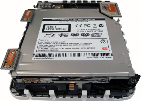 Mac Mini Blu-ray Drive Upgrade Kit
