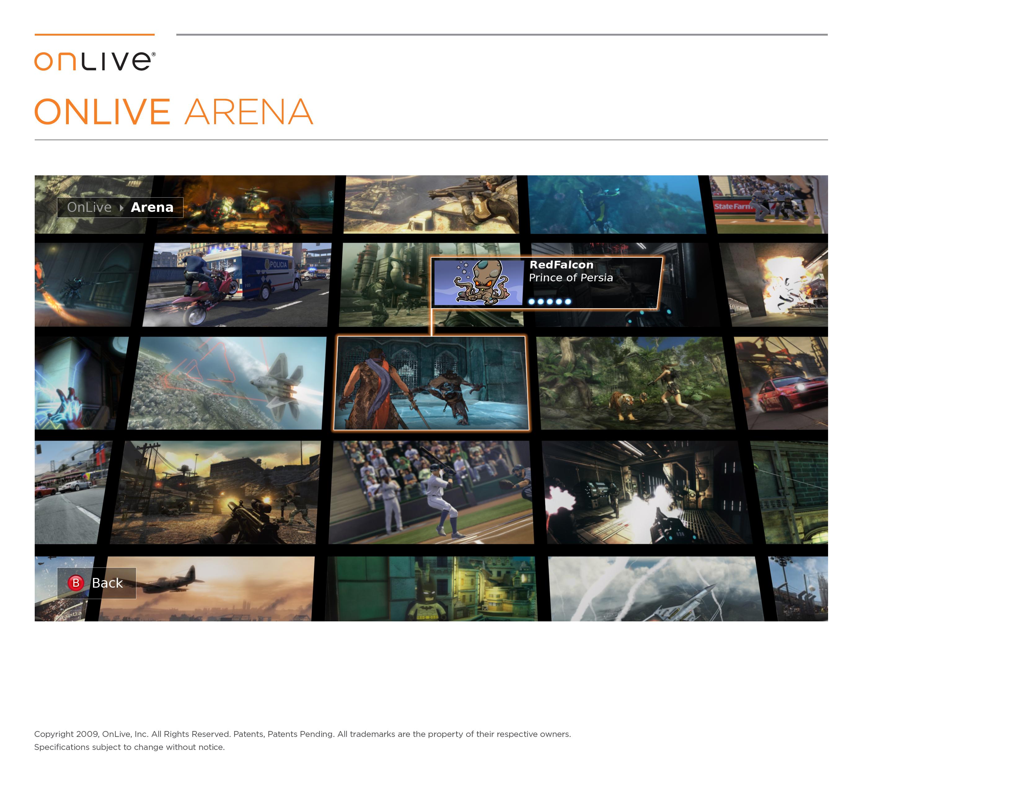 Onlive streamt High-End-Spiele auch auf Handys - Onlive