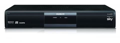 Humax HD2000 C für Kabelempfang