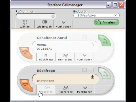 Starface-Call-Manager