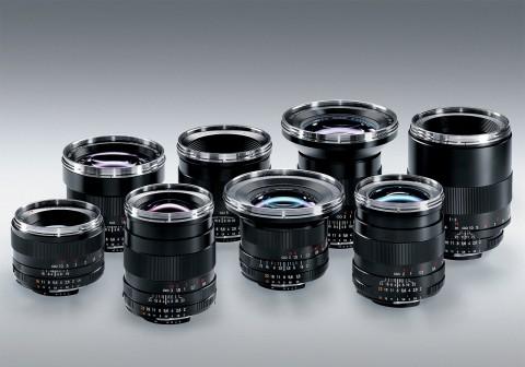 Nikon-Objektive ZF.2 von Carl Zeiss
