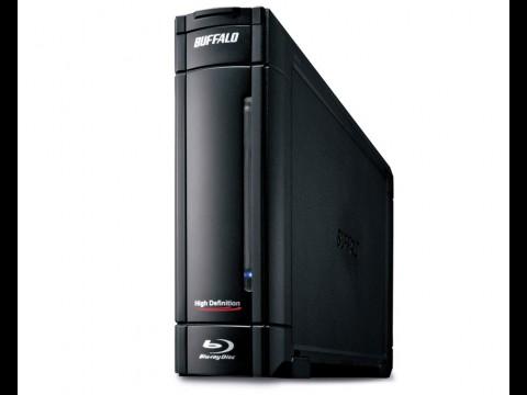Buffalo BR-X1216U3 - externer Blu-ray-Brenner mit USB 3.0